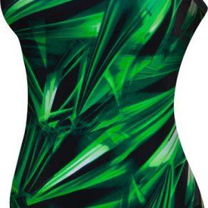 Asteroid Diamondfit – női úszódressz – EDASD (310) Zöld
