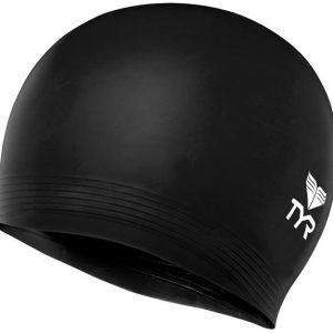 Latex úszósapka – LCL (001) Fekete