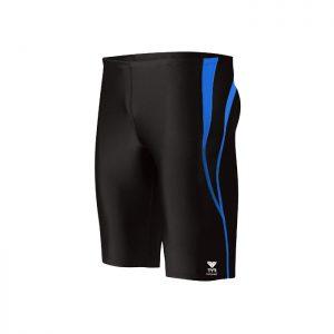 TYR Alliance Jammer férfi verseny úszónadrág - (093) Fekete / kék