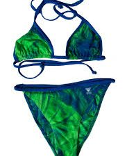 Triangle bikini - 488 Koblat/Smaragd