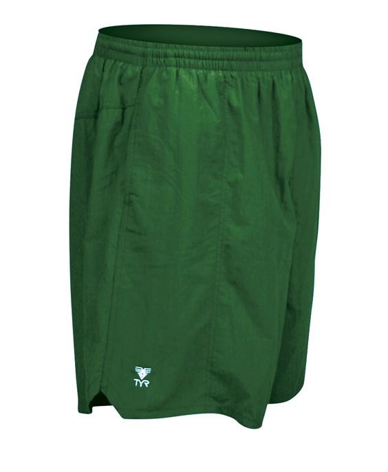 Deckshort férfi rövidnadrág - Zöld