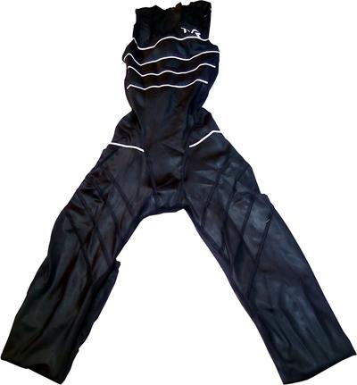 Aquashift Zipper Full Body női versenyúszó