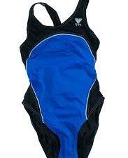 Eclipse Maxback Splice női úszódressz - Kék