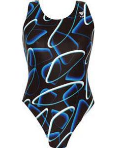 Seismic Maxback női úszódressz
