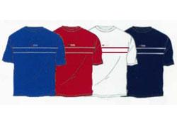 Tee-Shirt Crewneck unisex póló