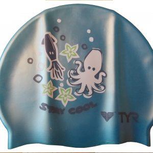 Stay cool gyerek úszósapka (világoskék)